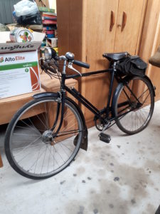 Farm dispersal sale bike lot