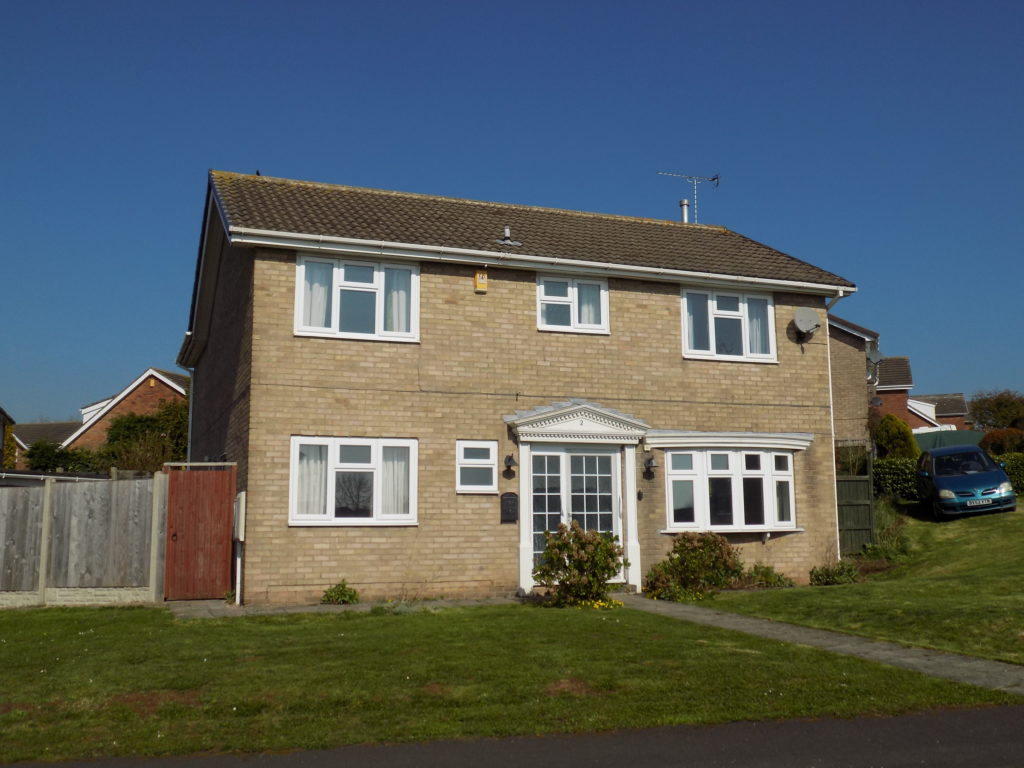Property auction, detached 4 bedroom property in Ashby de la Zouch