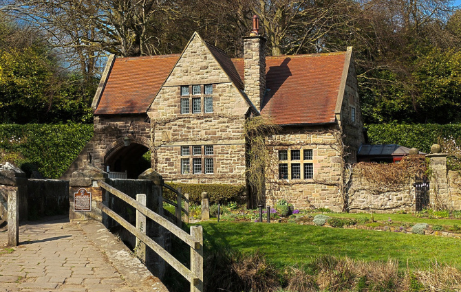 listed building