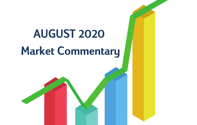 AUGUST 2020 Market Commentary
