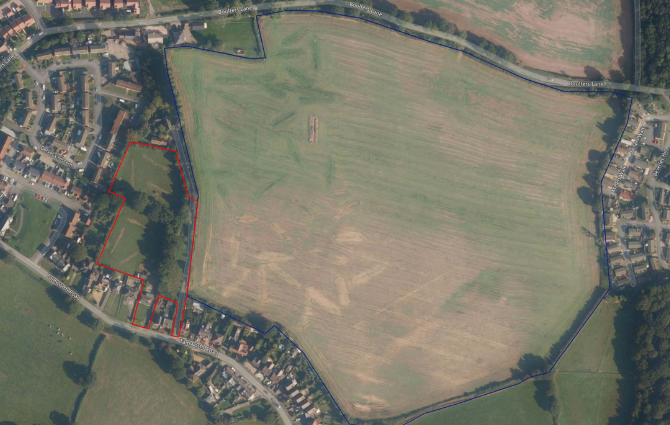 Development Site & Land at Wood End, Atherstone, North Warwickshire